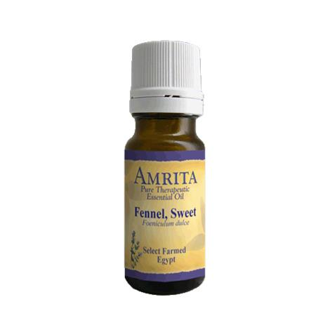 Amrita Aromatherapy Sweet Fennel Essential Oil