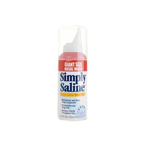 Buy Church & Dwight Simply Saline Sterile Nasal Mist