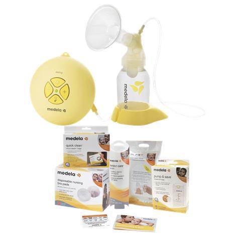 Medela Swing Breast Pump Solution Set