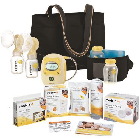Medela Freestyle Breastpump Solution Set
