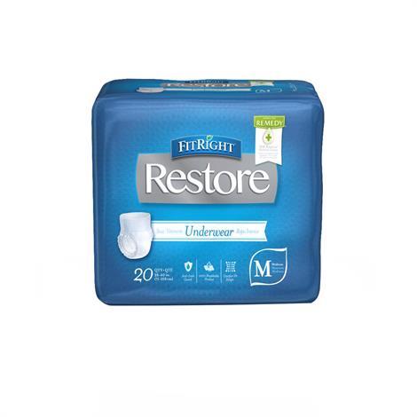 Medline FitRight Restore Protective Underwear