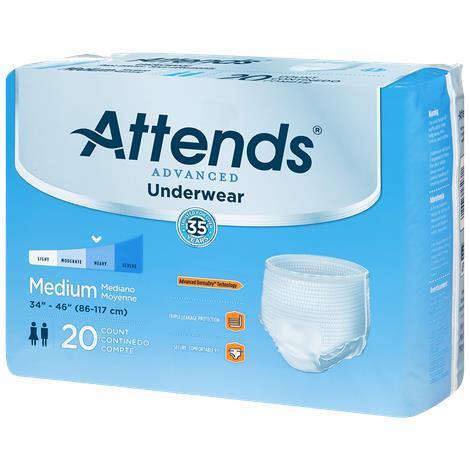 Buy Attends Advanced Underwear