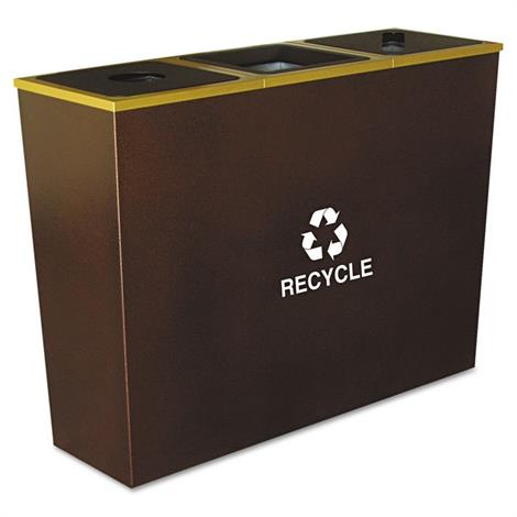 Buy Ex-Cell Metro Collection Recycling Receptacle