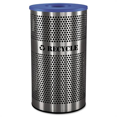 Buy Ex-Cell Stainless Steel Recycle Receptacle