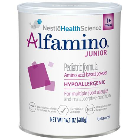 Nestle Nutrition Alfamino Junior Powder Formula