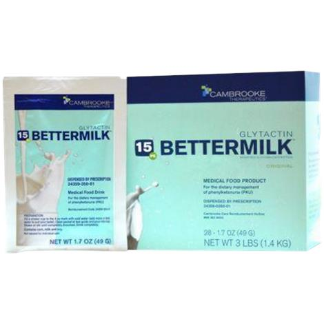 Cambrooke Glytactin BetterMilk Glytactin Powdered Formula