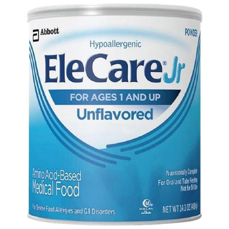 Abbott Elecare Jr Amino Acid-Based Medical Food
