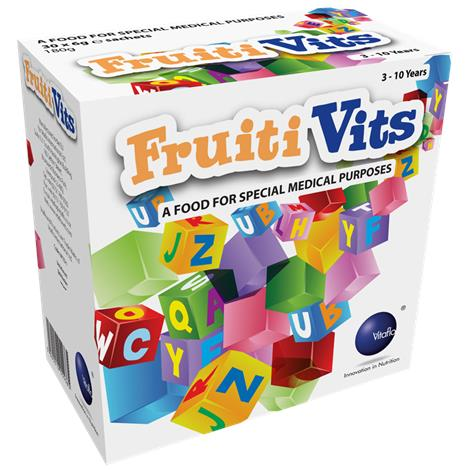 Vitaflo Fruitivits Orange Powdered Medical Food