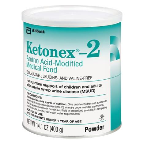 Buy Abbott Ketonex 2 Amino Acid Modified Medical Food