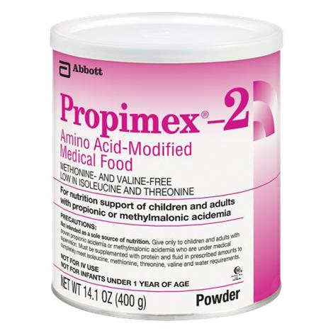 Abbott Propimex 2 Amino Acid Modified Medical Food