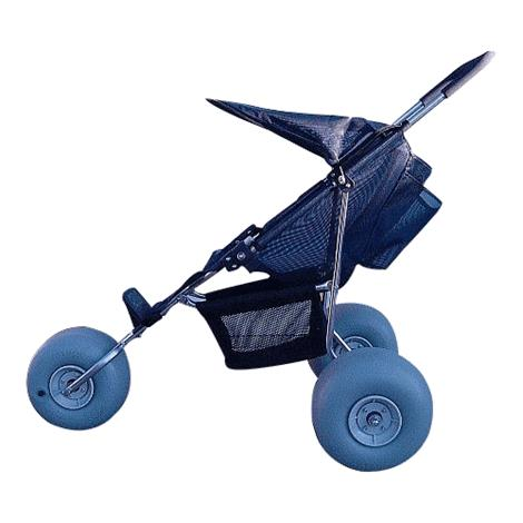 Beach Pediatric Baby Stroller With Hood