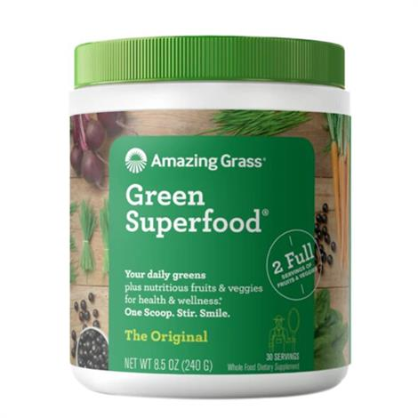 Buy Amazing Grass Green Superfood