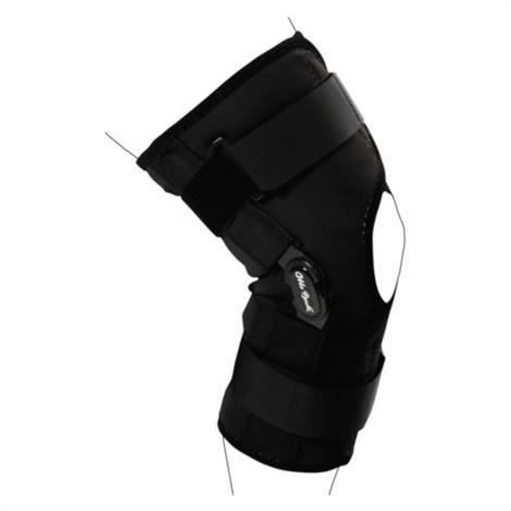Cybertech Ottobock Knexus Neoprene Wraparound Hinged Knee Brace