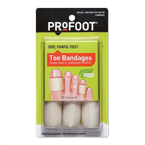 Profoot Toe Bandage Pad