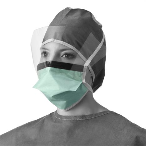 Medline Chamber-Style Surgical Face Mask