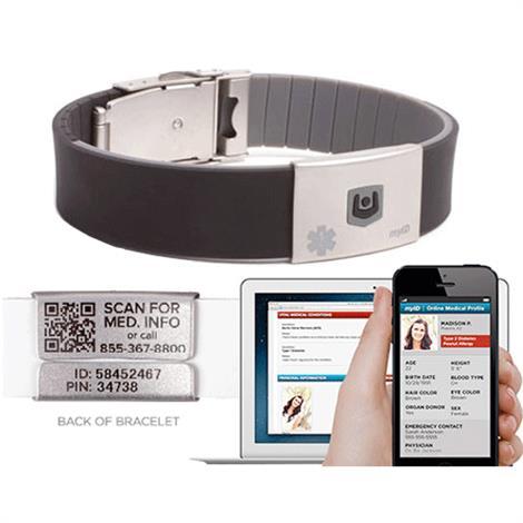 Lifestrength MyID Personal Identification Wristband