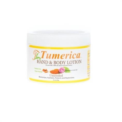 Tumerica Hand and Body Lotion Moisturizing Unscented