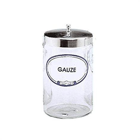 Graham Field Labeled Sundry Gauze Jar