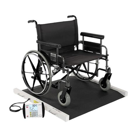 Detecto Portable Wheelchair Scale