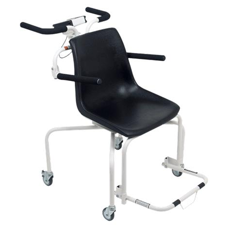 Detecto Digital Rolling Chair Scale