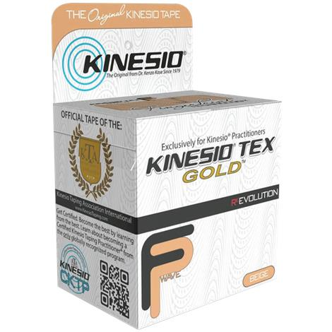 Kinesio Tex Gold FP 3 Inches Elastic Athletic Tape