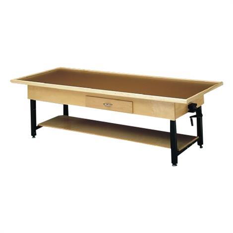 Buy Bailey Economy Hi-Low Raised Rim Top Manual Hydraulic Treatment Table