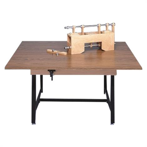 Bailey Manual Economy Hi-Low Work Table