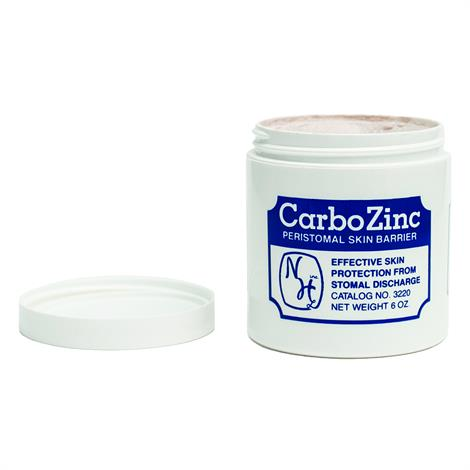 Nu-Hope Carbo Zinc Skin Barrier Paste