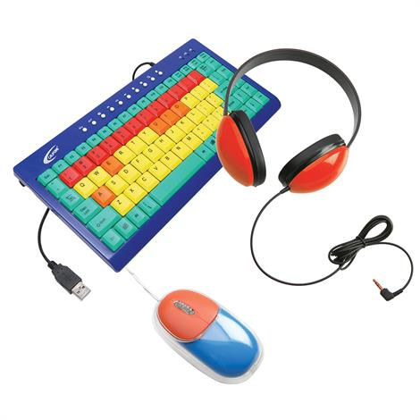 Califone Kids Computer Peripheral Package