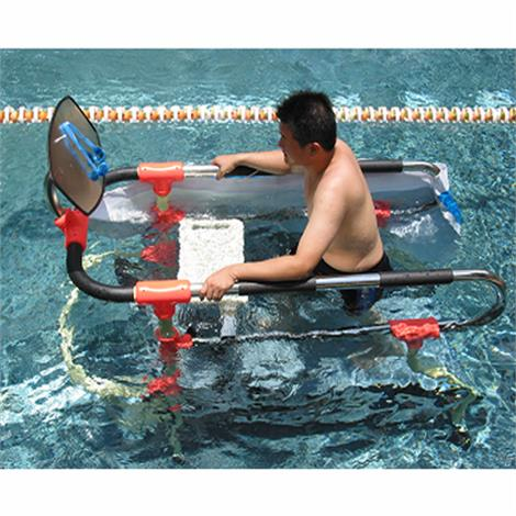 H2OGym Underwater Treadmill Cycle