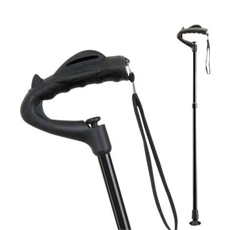 Ergoactives Ergocane Fully-Adjustable Ergonomic Cane
