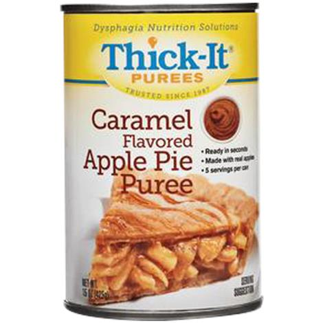 Buy Kent Thick-It Caramel Flavored Apple Pie Puree