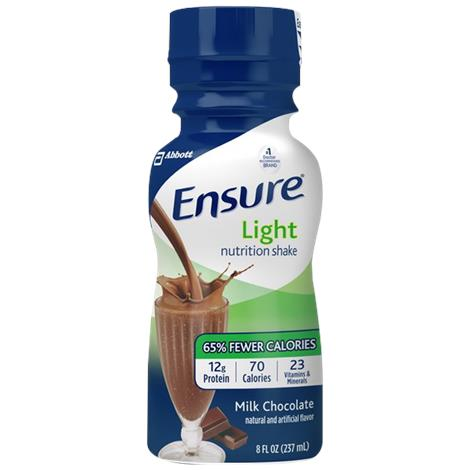 Abbott Ensure Light Ready-To-Drink Nutrition Shake