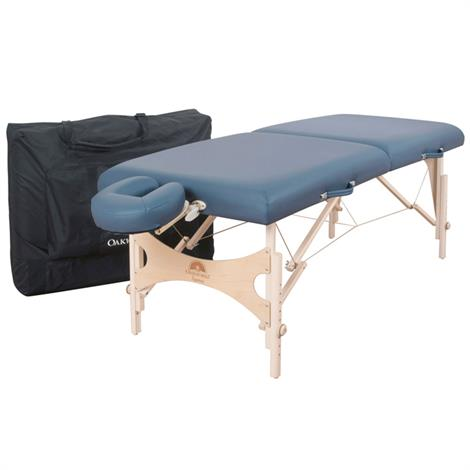 Oakworks Equinox Portable Massage Table Package