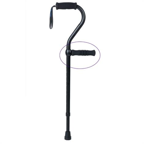 Complete Medical Stand-Up Easy Lifting Cane Handle
