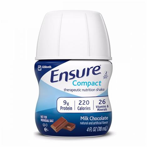 Buy Abbott Ensure Compact Therapeutic Nutrition Milk Chocolate Shake