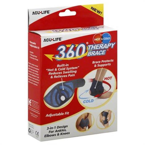 Buy Acu-Life 360 Degree Hot and Cold Universal Therapy Brace