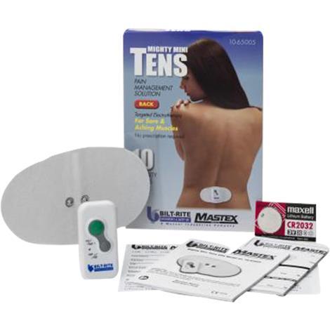 Bilt-Rite Pain Management Solution Mini TENS Device