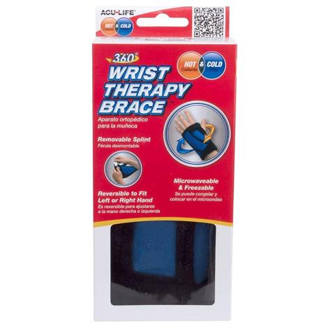 Buy Acu-Life 360 Degree Hot And Cold Wrist Therapy Brace