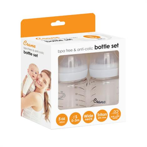 Buy Crane Breast Milk Bottle