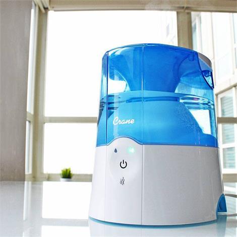 Buy Crane 2-in-1 Warm Mist Humidifier & Personal Steam Inhaler