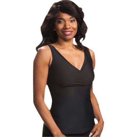 Wear Ease Crisscross Shaper Mastectomy Camisole