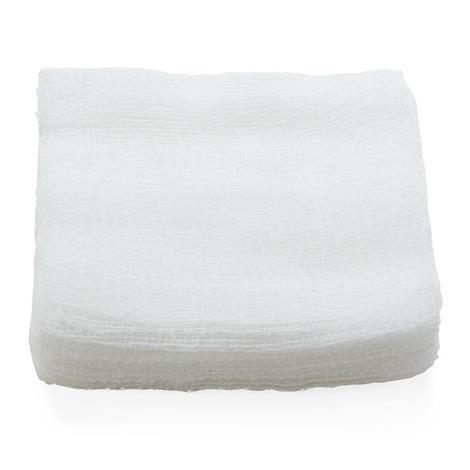 Medline Cotton Woven Sterile 10s Gauze Sponges