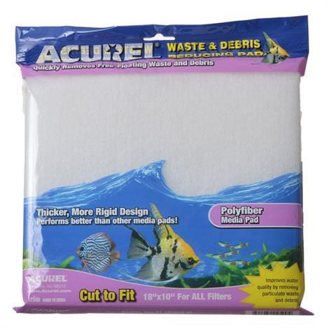 Buy Acurel Waste & Debris Reducing Pad - Polyfiber Media Pad