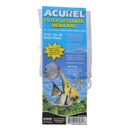Buy Acurel Filter Lifeguard Media Bag with Drawstring