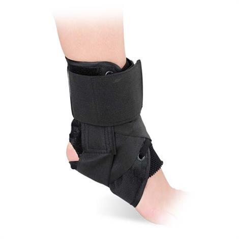 Buy Advanced Orthopaedics Canvas Lace-Up Ankle Brace