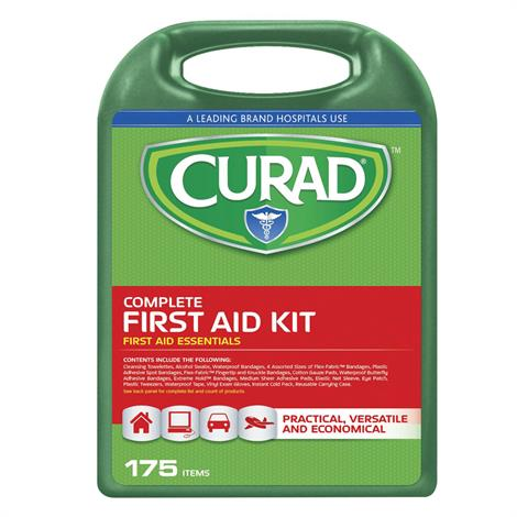 Buy Medline Curad Complete First Aid Kit