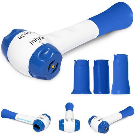 Buy Blue Echo Care Respiratory Training Device