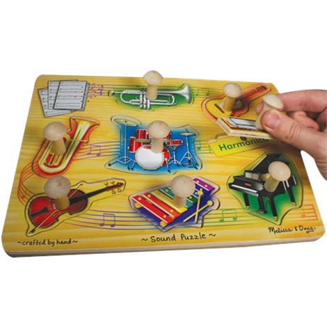 Instruments Sound Puzzle