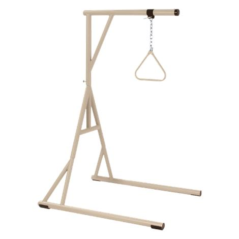 Invacare Bariatric Floor Stand With Trapeze